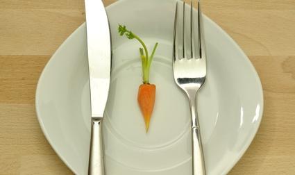 Der Magersucht Gewicht geben
