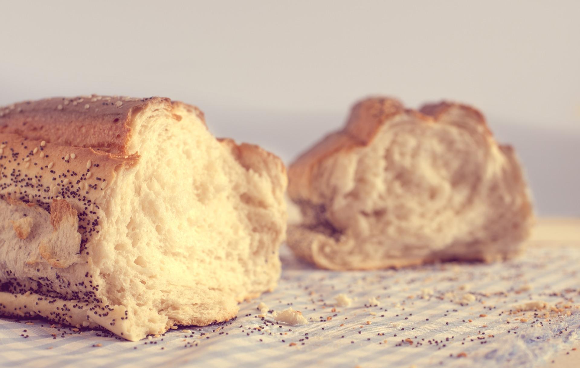 Ich bin… das Brot