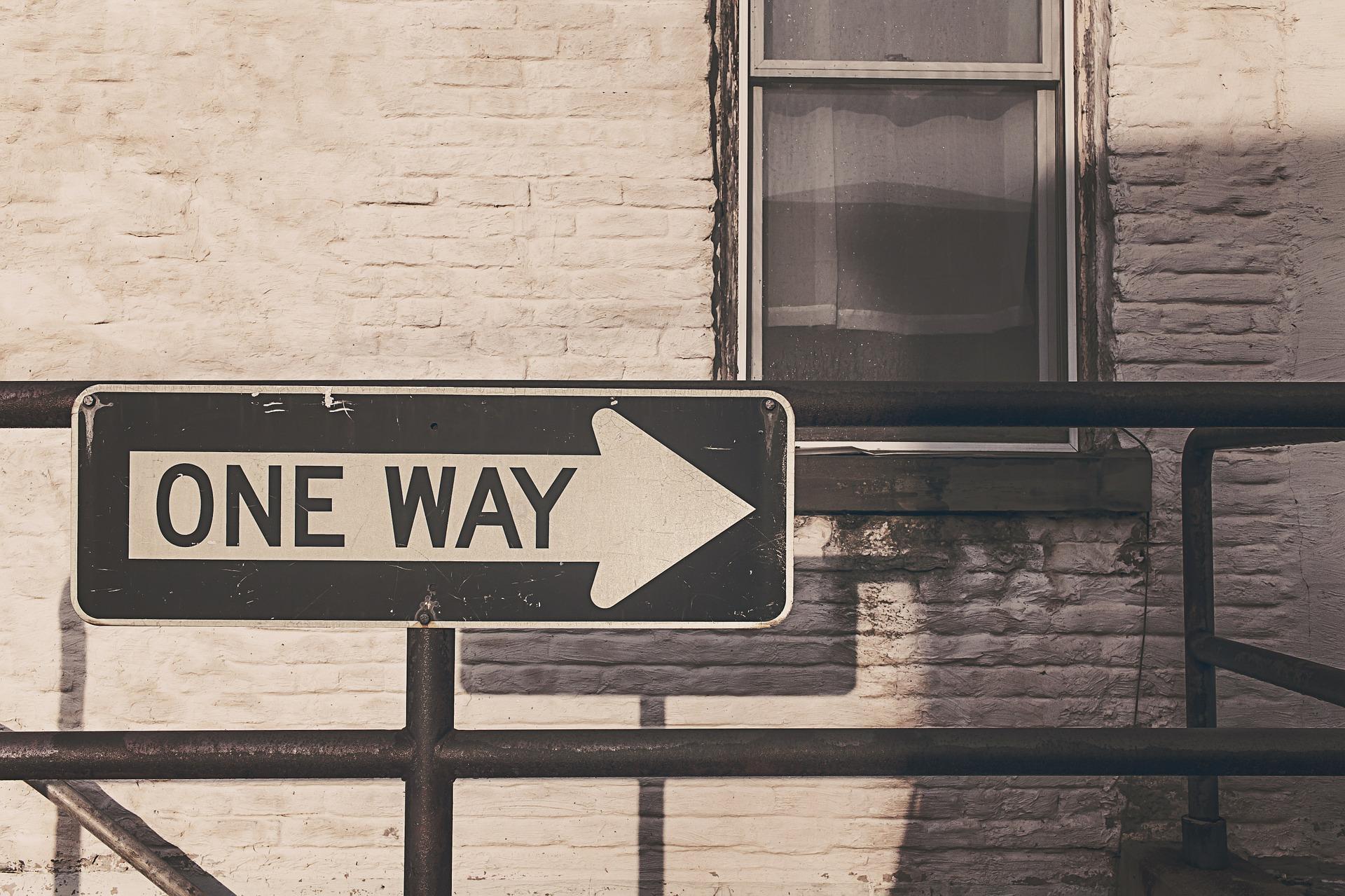 Ich bin… der Weg