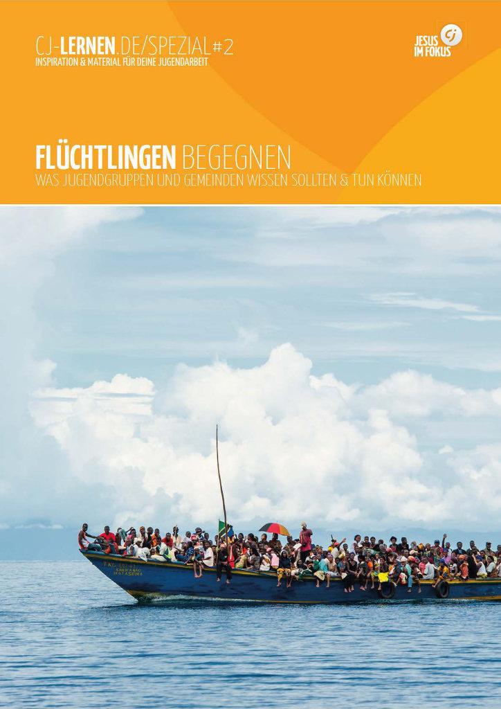 Das Magazin mit dem Thema: Flüchtlingen begegnen